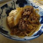 内田食堂 - すきやき煮