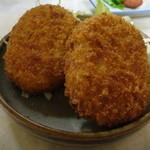 内田食堂 - コロッケ