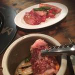 マルイチ食肉センター - 焼肉いろいろ