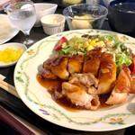 ジョイフル - 料理写真:日替わりランチ