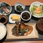 海の巧 - 料理写真:本日の魚定食