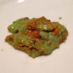 Convivio - 帆立貝と実山椒のコンヴィラザーニャ