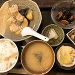 お酒とごはん 菜な実 - 日替わりランチ