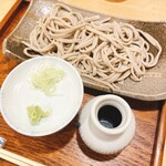 吉敷 末広 - 十割蕎麦