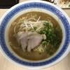 Tamaichi - 料理写真:中華そば(中)。