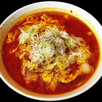 13158192 - タンタン麺(大辛)\800/ホルモン源(小田原)