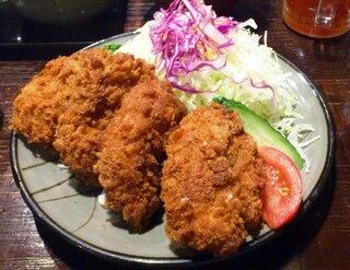 豚珍館 - ひれかつ定食 1,200円