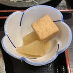 日本料理 黒潮 - 小鉢♪