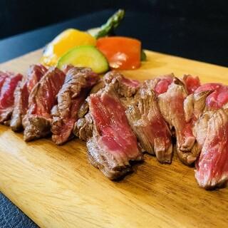 本日の特選❗️牛ステーキ