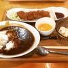 翠月 - 料理写真:カツカレーセット ¥680-