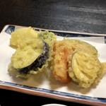 131584814 - 野菜天ぷら
