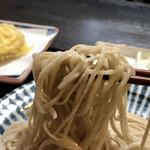 蕎澤 - そばアップ