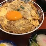米むら - 上かつ丼