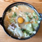 郷土料理・ほうとう 信州 - 料理写真:デラックスほうとう