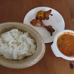 アクバル - タンドリランチ