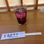 とりかん - ソフトドリンク:コカ・コーラ