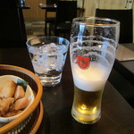 13160568 - 生ビールと焼酎山蝉