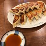 諏訪飯店 - 焼き餃子 2人前