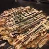 小麦 - 料理写真:プレーンお好み焼き