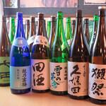 日本酒原価酒場 元祖わら屋 -