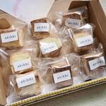 パンとお菓子 アキッキ - 料理写真: