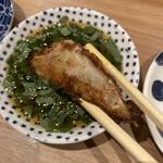 生姜旨汁薄皮餃子 おり乃鶴 -