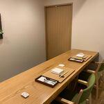 日本料理 e. - 二階の個室@2020/05