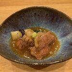 日本料理 e. - 【鴨の治部煮】◎2020/05