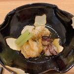 日本料理 e. - 【水蛸の揚出し】◎2020/05