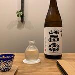 日本料理 e. - 【山形正宗 純米|水戸部酒造】♫2020/05