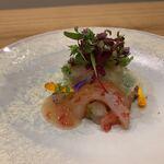 日本料理 e. - 【シマエビとアスパラのフリット】◎2020/05