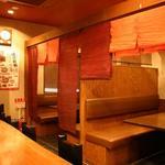 中国旬菜坊 幸來 - ボックス席のイメージ