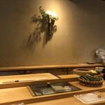 鮨 石島 - 店内