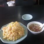 盧山 - 海老チャーハン