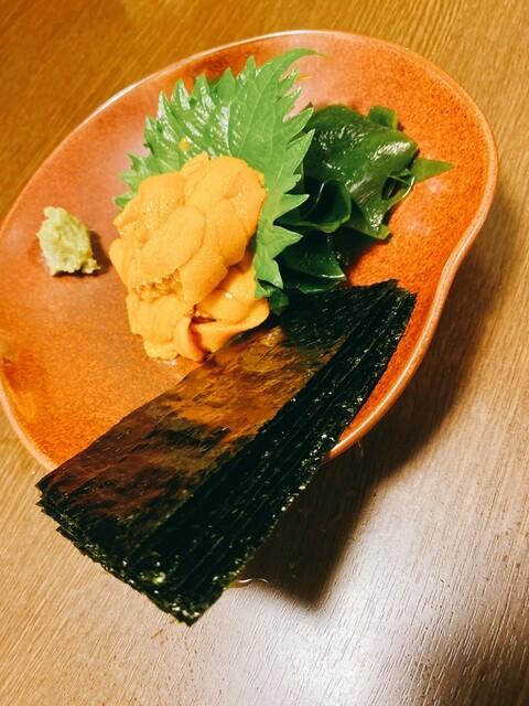 晴海の料理の写真