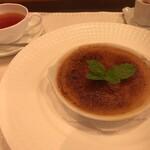 131617667 - 紅茶のブリュレ