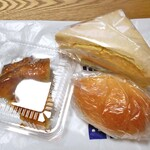 ベイク アップ - 購入したパン類