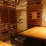 新宿 inton - 店内