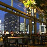 roof top bar & terrace G - 開放的なテラス空間が人気!