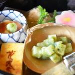 伊豆高原 城ケ崎温泉 花吹雪 - 一の重(アップ)