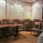 プロカッチ - 15人位の集まりだったので夜レストランを貸し切っての食事です。