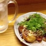 Yangurifu - 芋水&たこ焼き