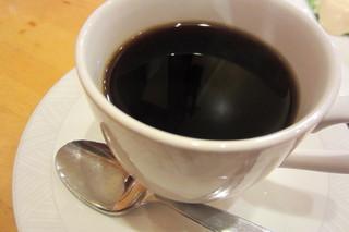 喫茶 サンド - 珈琲(通常¥330)