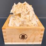 ササイチ クランド カフェ - 料理写真:酒粕かき氷