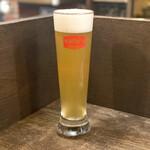 SCHMATZ - トゥーハーヘレスおかわりは大きなグラスで(*≧艸≦)