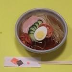 一吉 - 冷麺