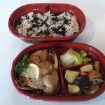 ニコリ - 豚肉の生姜焼き!700円