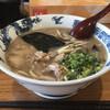 再来軒 - 料理写真:ラーメン¥700