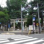 HATONOMORI - 鳩森八幡神社
