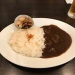 Ken's珈琲店 - 黒毛和牛のビーフカレー